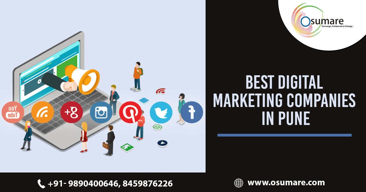 Top Digital Marketing Company of Pune Archives - Osumare